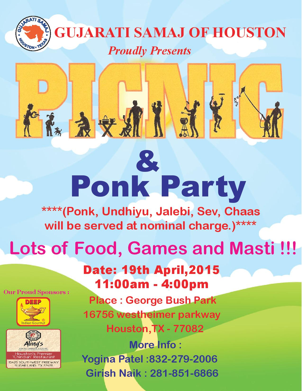 Picnic & Ponk Party