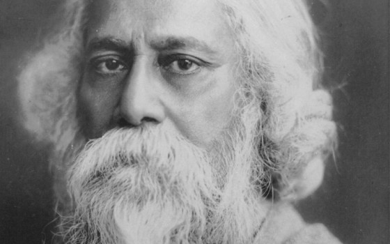 The Life-Sketch of Tagore and his Paintings
