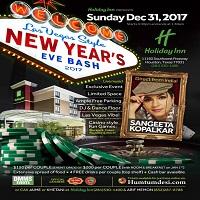 Las Vegas Style New Year's Eve Bash